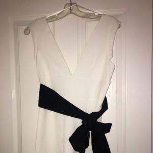 Zara Dress white size medium M, brand new, tag on